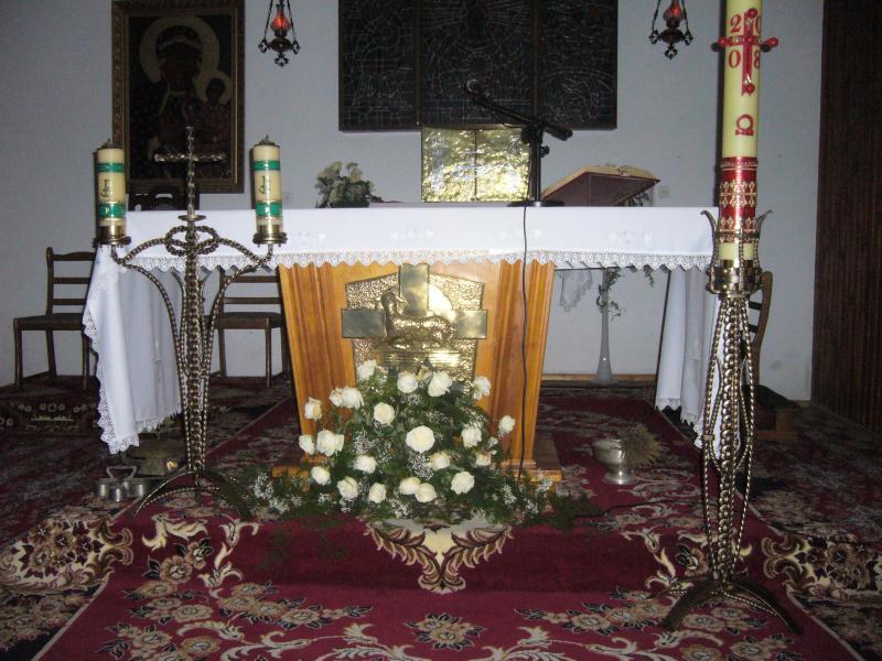 110świeczniki liturgiczne