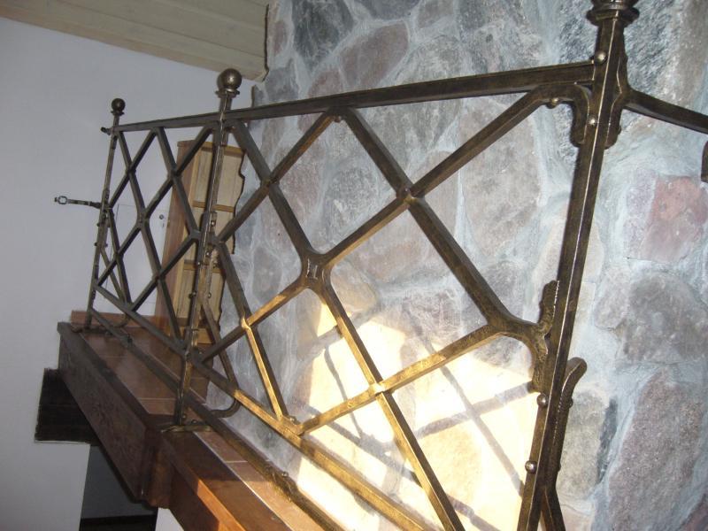 084przęsło balkonowe