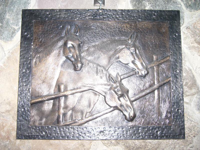 118obraz konie