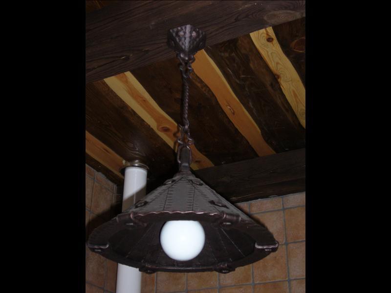 019stylowa lampa kuchenna